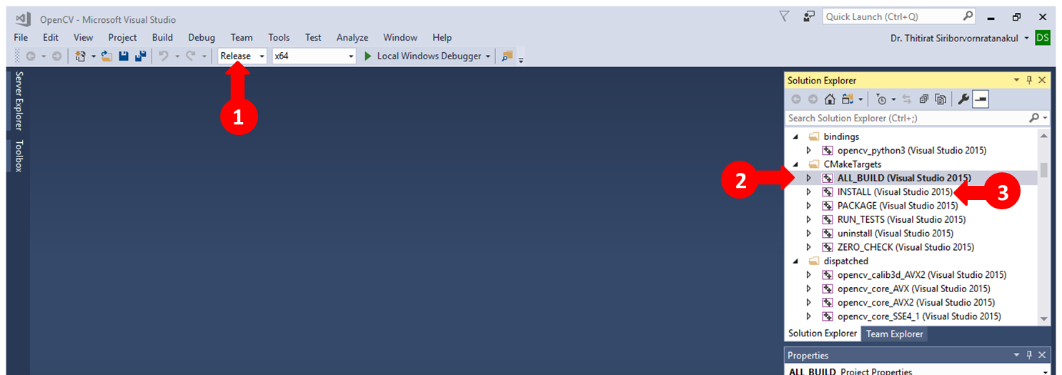 OpenCV-Python) Build OpenCV 4 0 1-dev + contrib + non-free (SIFT